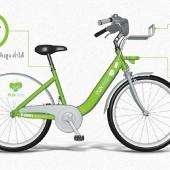 จักรยานปันปั่น